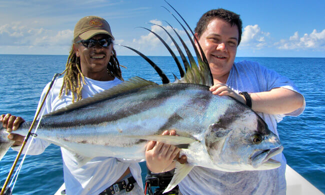 Rooster fishing in costa rica vacation package for Costa rica fishing packages