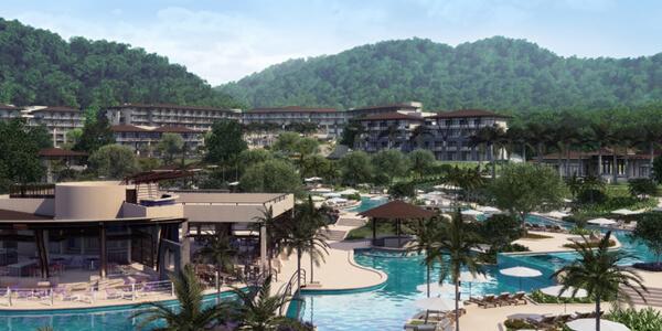 Dreams Las Mareas Resort & Spa
