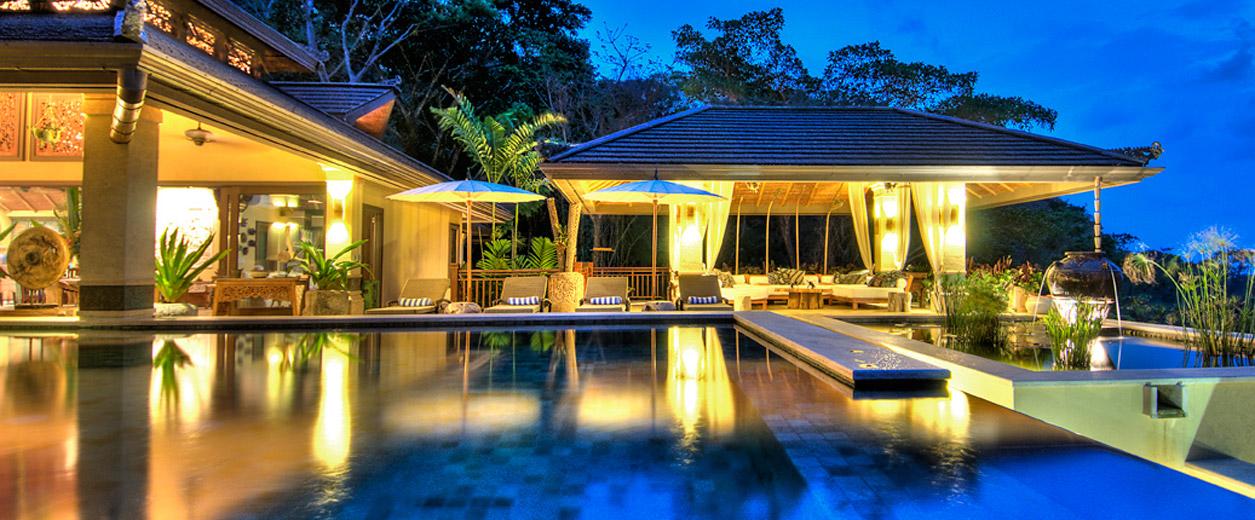 Water villa costa rica rental from mycostaricavillamy for Costa rican villas for rent