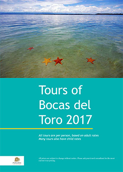 Bocas Del Toro Day Tours